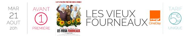 AVANT-PREMIERE : LES VIEUX FOURNEAUX