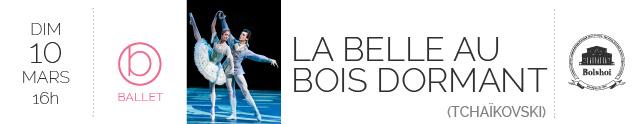 BALLET : LA BELLE AU BOIS DORMANT