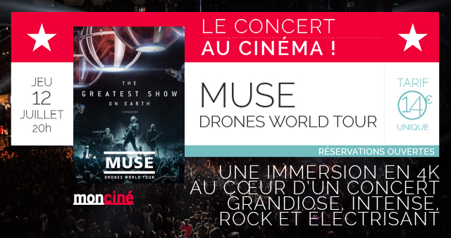 CONCERT : MUSE