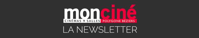 Newsletter de Beziers - MonCiné